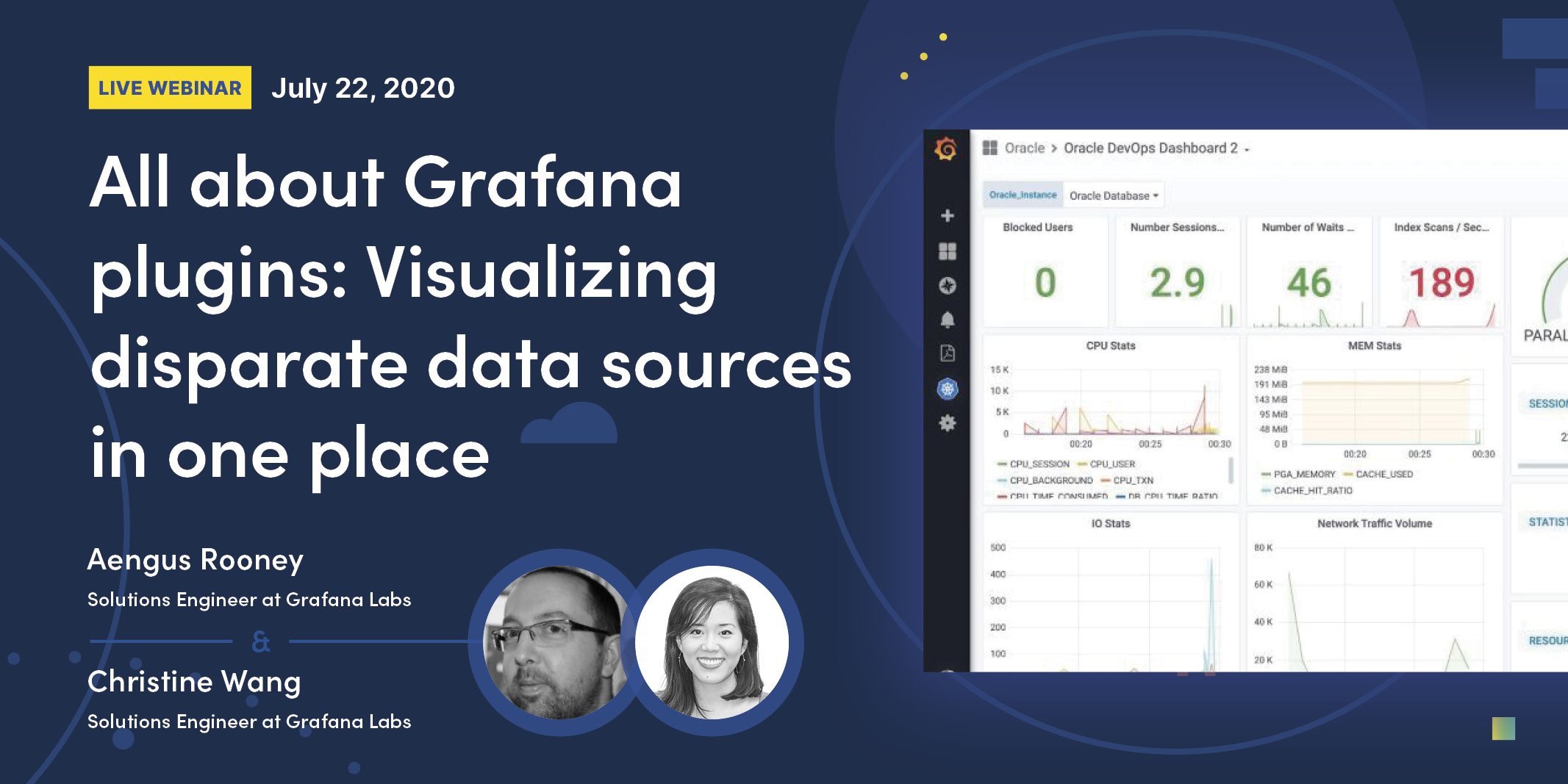 Grafana plugins overview and demo