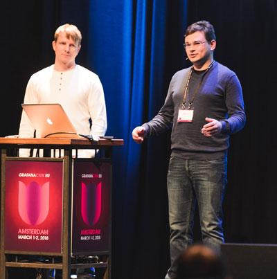 Max von Roden and Steffen Knott