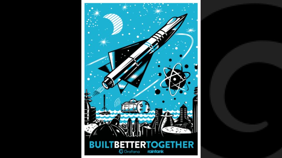 Built Better Together Poster