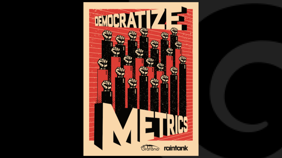 Democratize Metrics_Poster