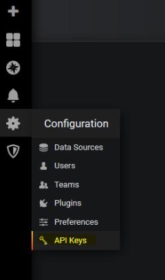 Variables API key broken