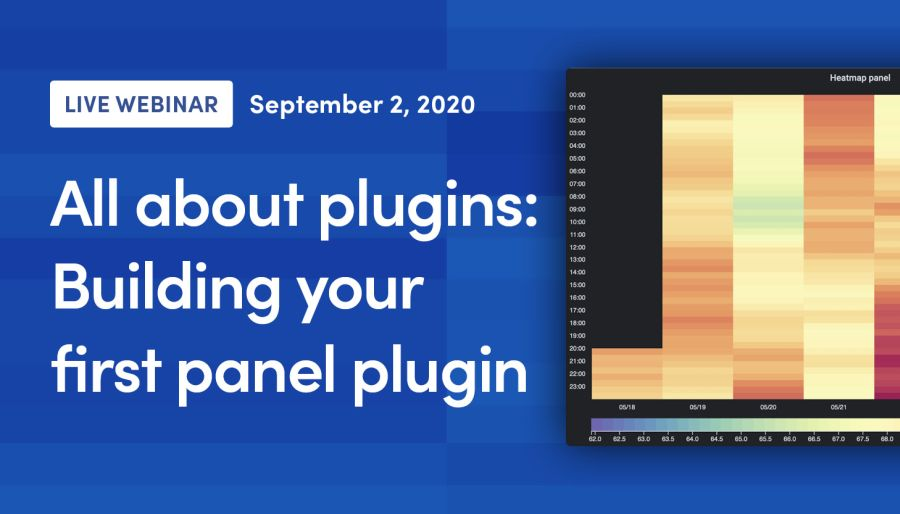 All about plugins: Building your first panel plugin