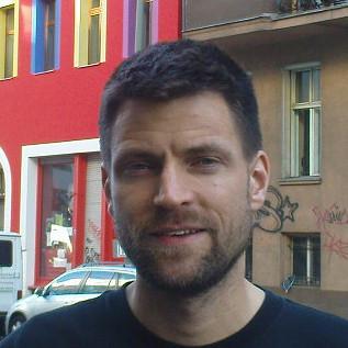 """Björn """"Beorn"""" Rabenstein"""